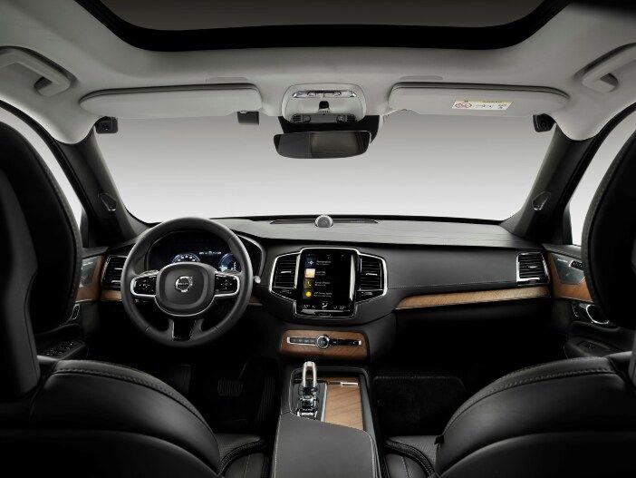 """Ein """"virtueller Beifahrer"""", der auf den Fahrer achtet: Volvo will mit neuen Systemen für noch mehr Sicherheit sorgen"""