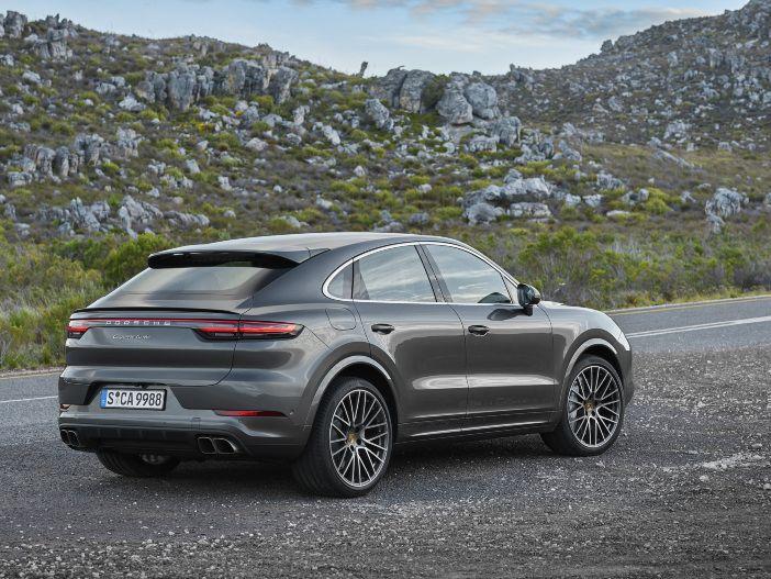 Dynamiker aus Stuttgart-Zuffenhausen: Das neue Porsche Cayenne Coupé