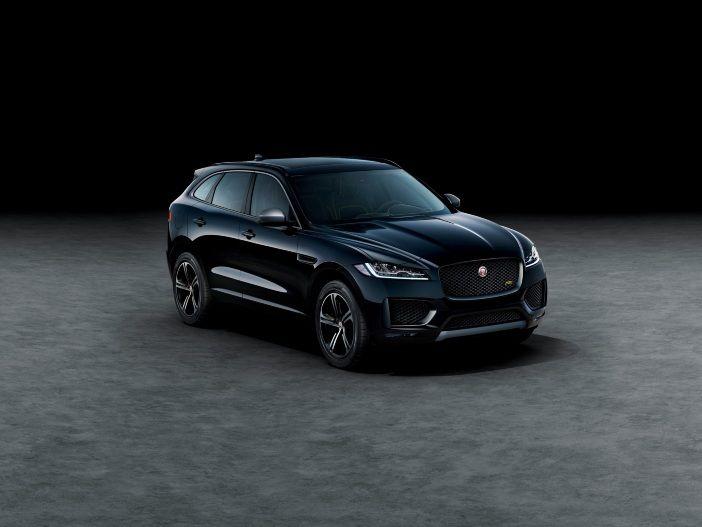 Elegante Sportlichkeit: Der Jaguar F-PACE in den neuen Editionen 300 Sport und Chequered Flag