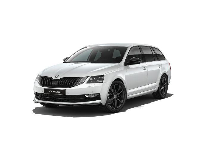 Vielseitig als Kombi und Limousine: Der Skoda Octavia in der neuen Sport Edition