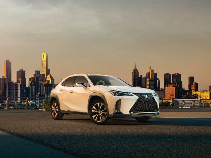 Japanischer Crossover mit dem gewissen Etwas: Der neue Lexus UX