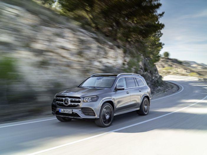 Großer Luxus: Der neue Mercedes GLS