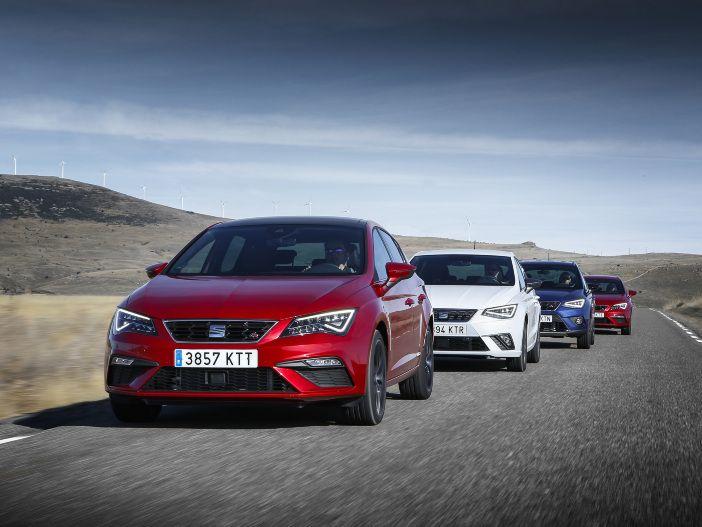 Pure Effizienz: Seat bringt neue CNG-Versionen von Arona, Leon und Ibiza