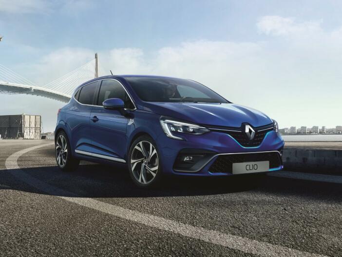 Vier Benziner, später auch Hybrid: Der neue Renault Clio