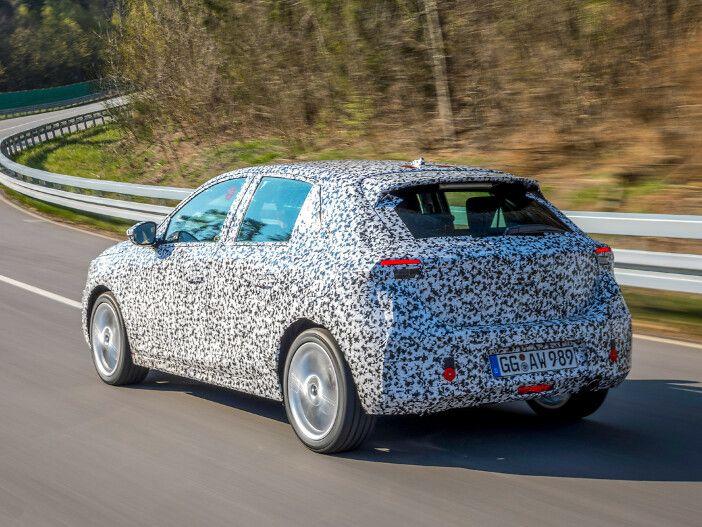 Konsequenter Leichtbau für noch mehr Effizienz: Der neue Opel Corsa