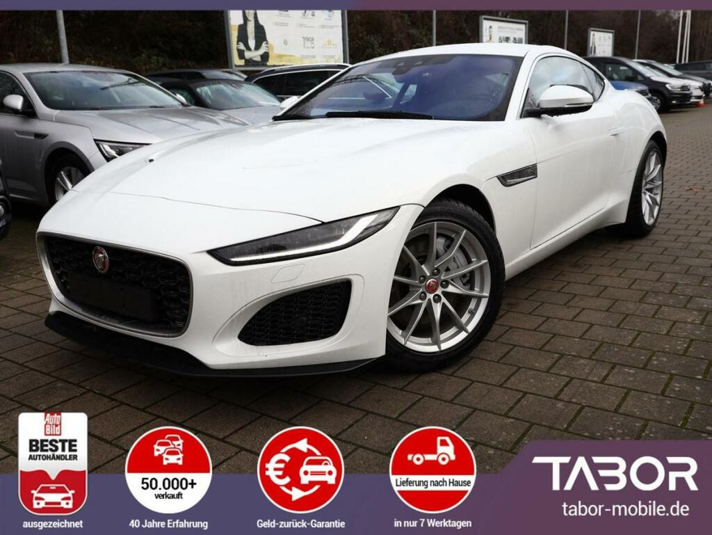 Jaguar F-Type - 2.0 P300 MY21 SHZ LED NAV Leder 18Z Kam