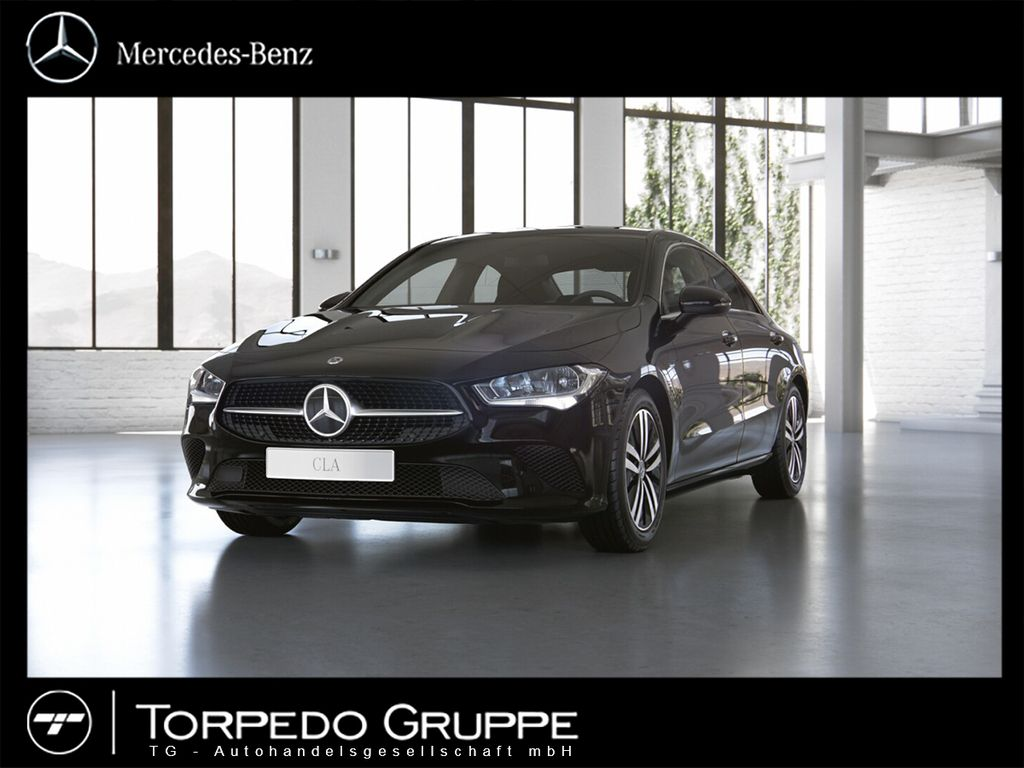 Mercedes-Benz CLA 250 - e Coupé - EQ Drive - Business Paket - Navigation