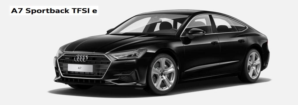 Audi A7 - Sportback 50 TFSIe quattro S tronic *NAVI *Sound