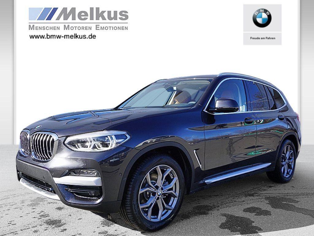 BMW X3 - xDrive20d Standheizung-Lenkradheizung-Adaptiver LE