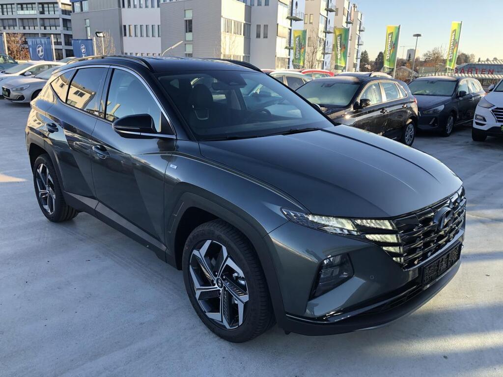 Hyundai Tucson - 1.6 T-GDI Hybrid Select 230PS Allrad