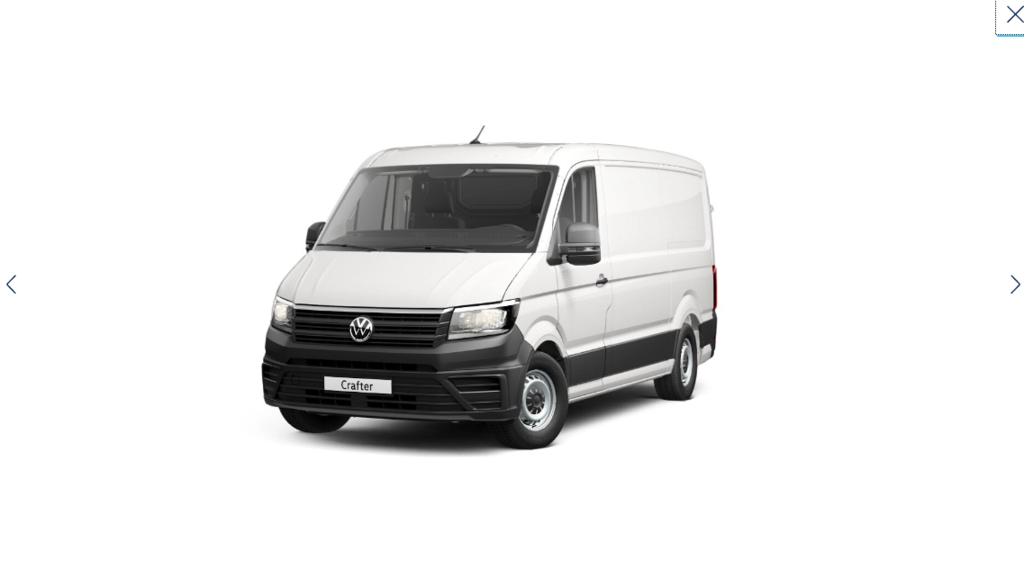 Volkswagen Crafter - 30 Kasten MR