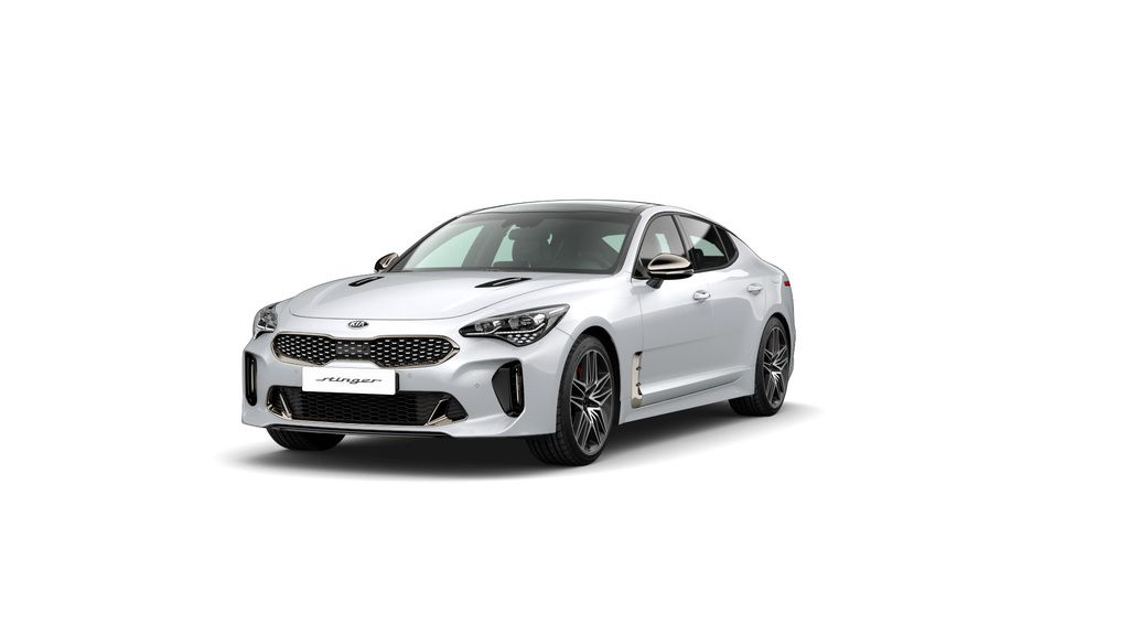 Kia Stinger - 3.3 T-GDI AWD GT AT8 Twin-Turbo