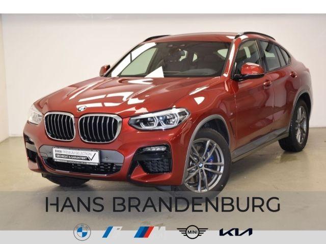 BMW X4 - xDrive 30dA M Sport X LiveProf AHK adapLED