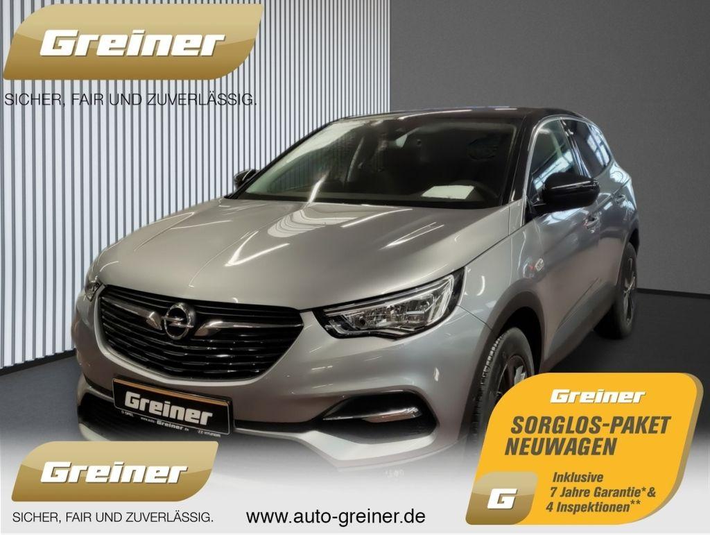 Opel Grandland X Design Line 1.2 PDC KAMERA LED NAVI