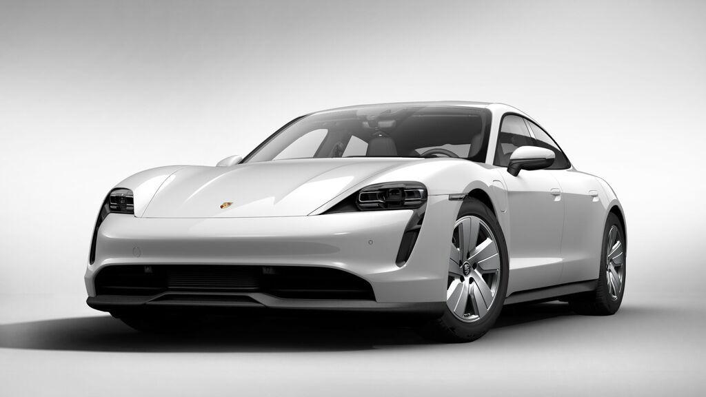 Porsche Taycan - []