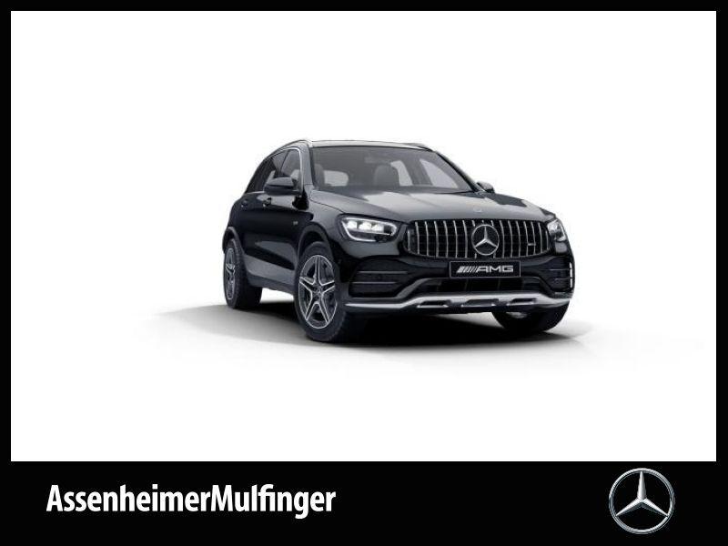 Mercedes-Benz GLC 43 AMG - 4MATIC