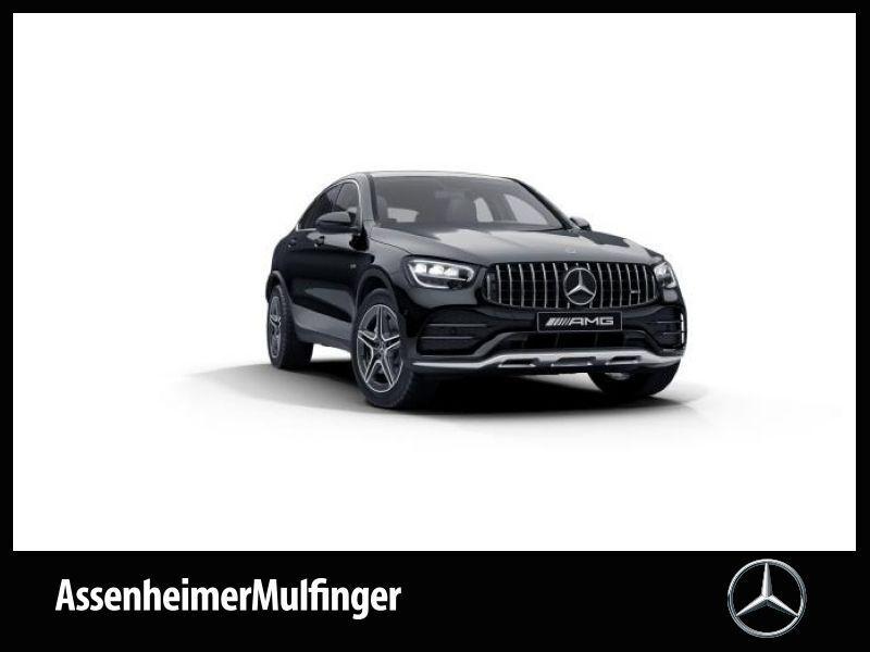 Mercedes-Benz GLC 43 AMG - 4MATIC Coupé