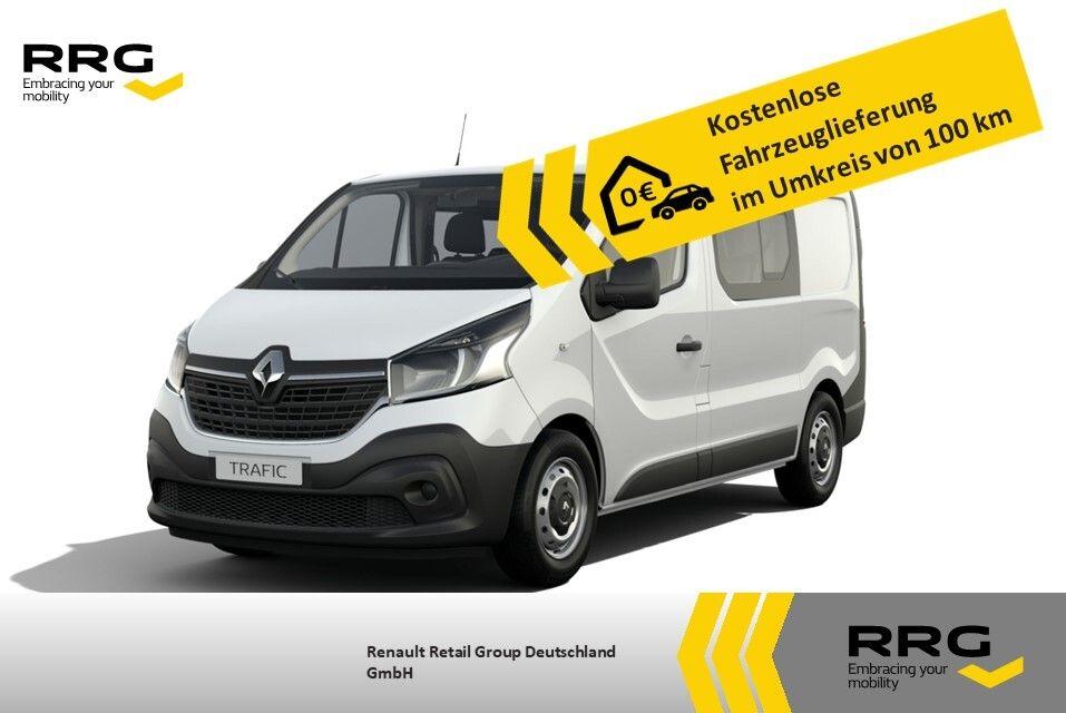 Renault Trafic - DOKA  dCi 120 L1H1 3.0t inkl. Klima & Radio