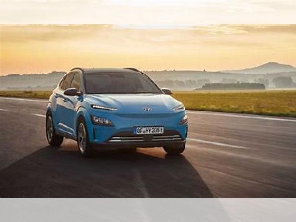 Hyundai Kona - Elektro Facelift Basis