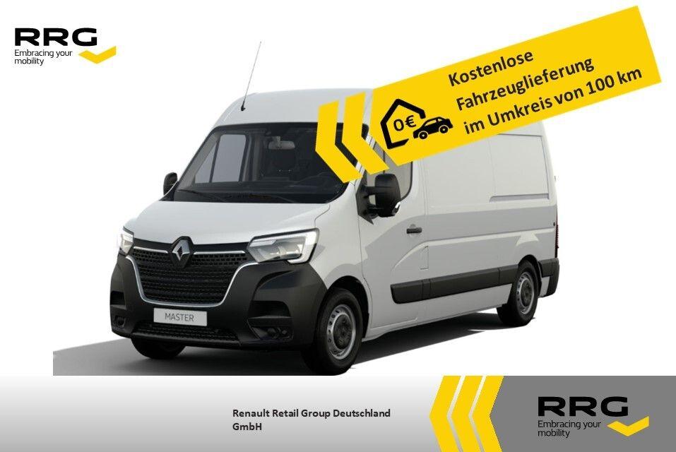 Renault Master - Basis Kasten L2H2 3,3t dCi 135 *Inkl. Klima*