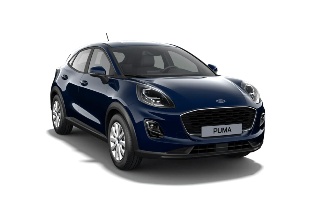 Ford Puma - Cool&Connect 1.0 125PS MHEV