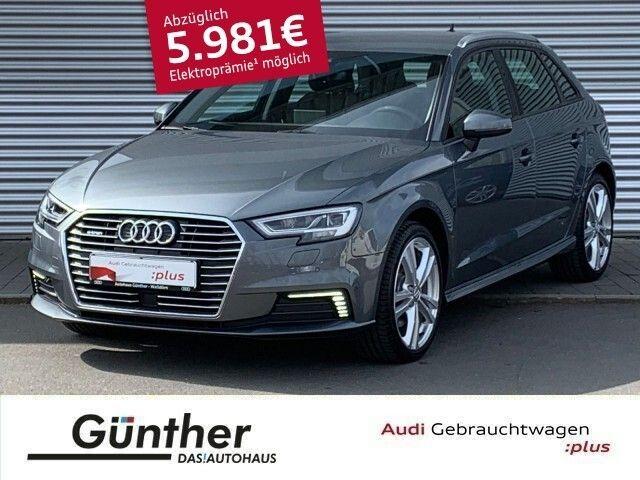 Audi A3 - Sportback SPORT 40 e-tron S TR+ACC+WINTERRÄDER+