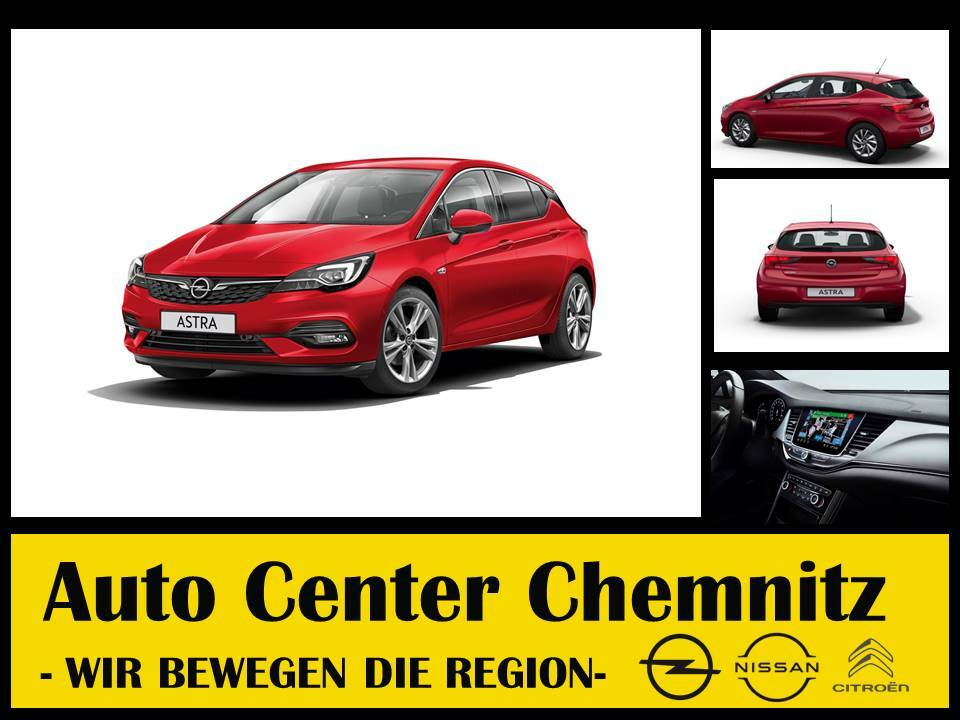 Opel Astra - Edition 130PS inkl. Full-Service