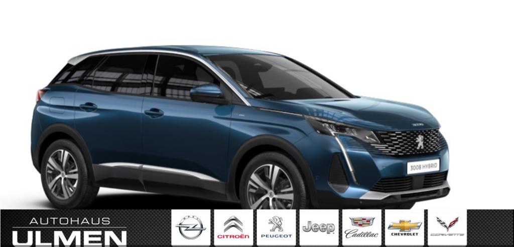 Peugeot 3008 - Neuer 3008 Roadtripp HYBRID 225 e-EAT8 / 5 Monate