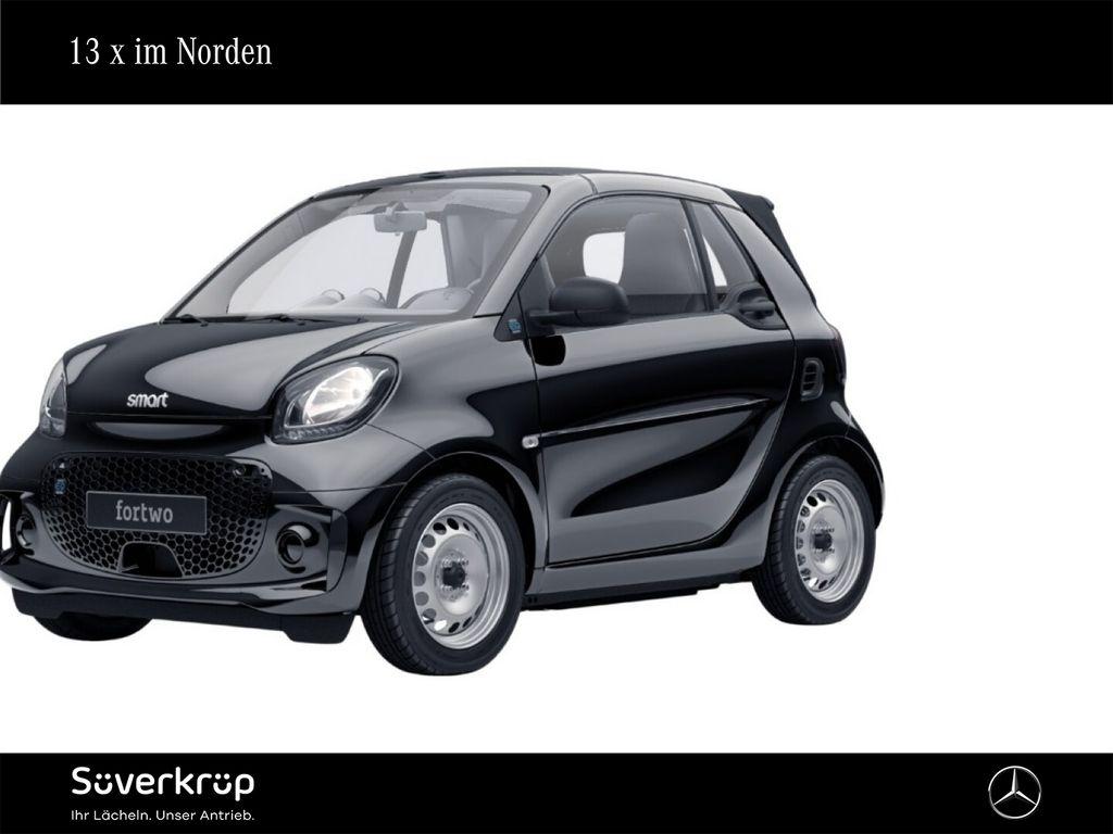 SMART ForTwo - cabrio EQ inkl. 22kW-Schnelllader