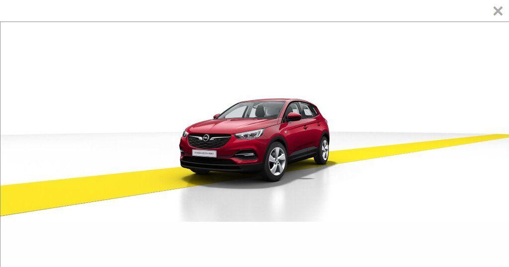 Opel Grandland X - Plug-in-Hybrid Edition