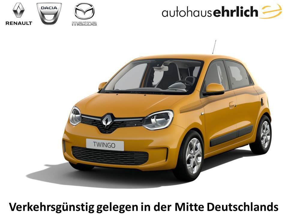 Renault Twingo - LIMITED SCe 65 Klima, ePH, Sitzheizung, vorrätig