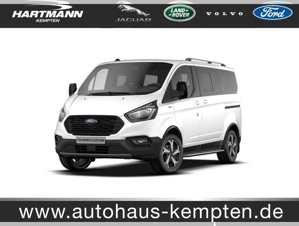Ford Tourneo Custom ACTIVE FREI KONFIGURIERBAR