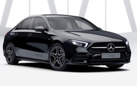 Mercedes-Benz A 250 - e Limousine EDITION 2021-AMG Line, Business Paket