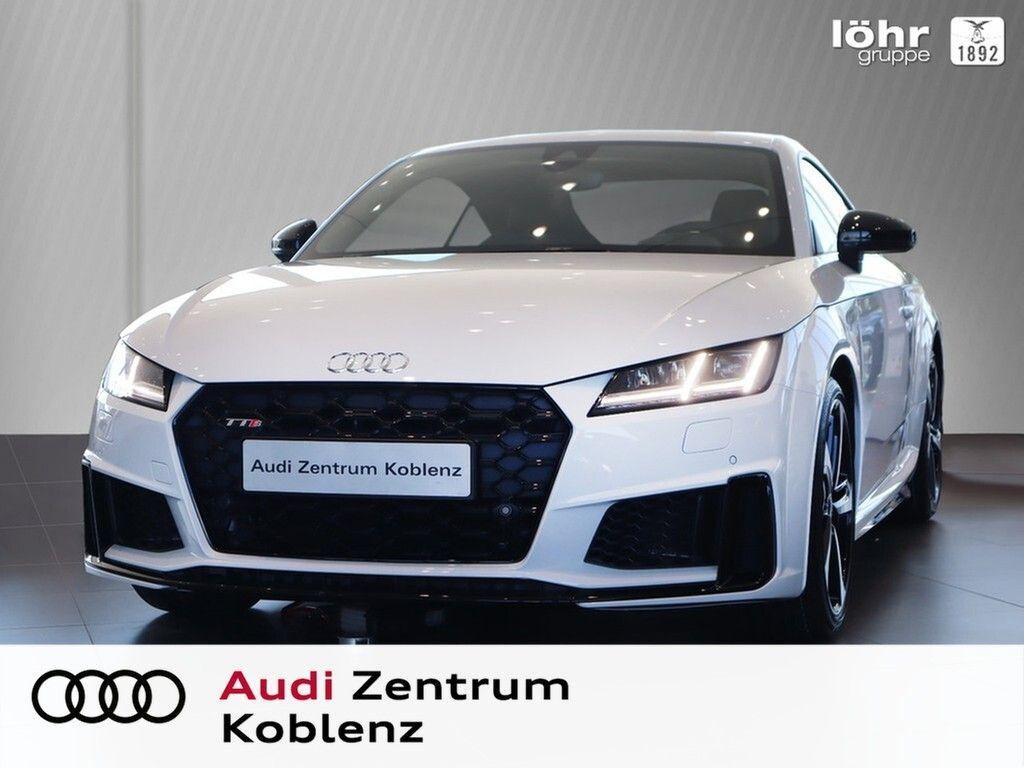Audi TTS - Coupe TFSI