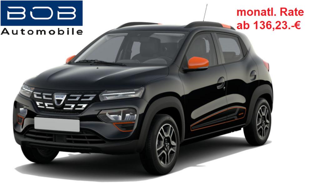 Dacia Spring - Comfort Plus / Lieferzeit ca. 9 Monate