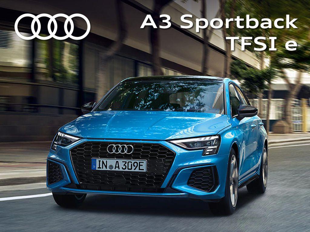 Audi A3 - Sportback advanced 40 TFSI e 150(204) kW(PS) S tro