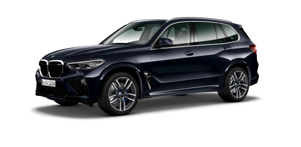BMW X5 - M Panor Ahk DAB Softclose H&K  600PS