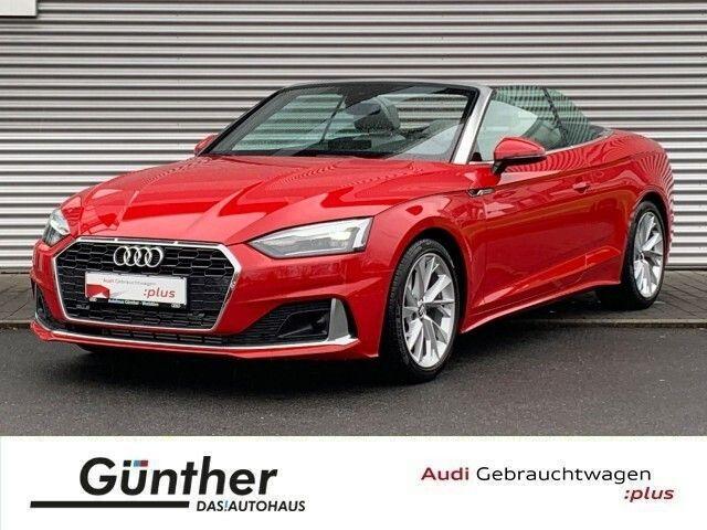 Audi A5 - Cabriolet ADVANCED 40 TFSI S-TRONIC+VIRTUAL+DAB+