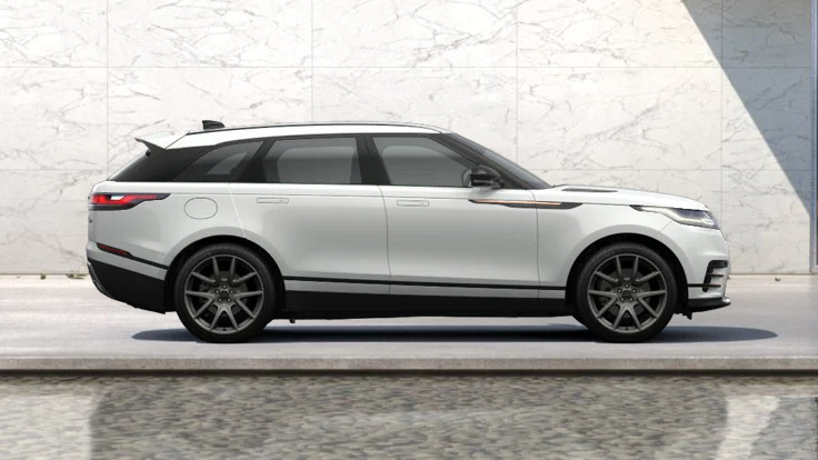 "Land Rover Range Rover Velar - P250 AWD R-Dynamic HSE 21"" NAVI LED"