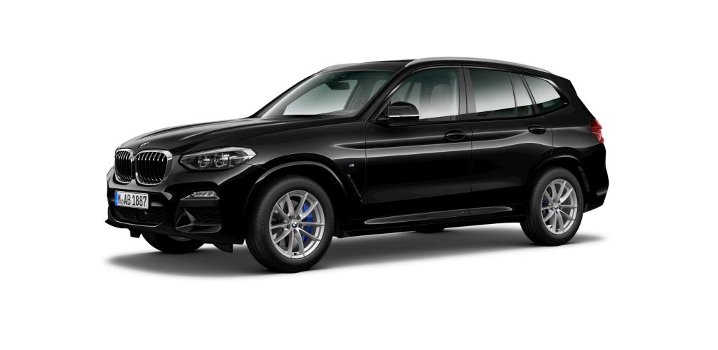 BMW X3 - 30d xdr M-SPort Ahk Panorama HUD LED ACC+