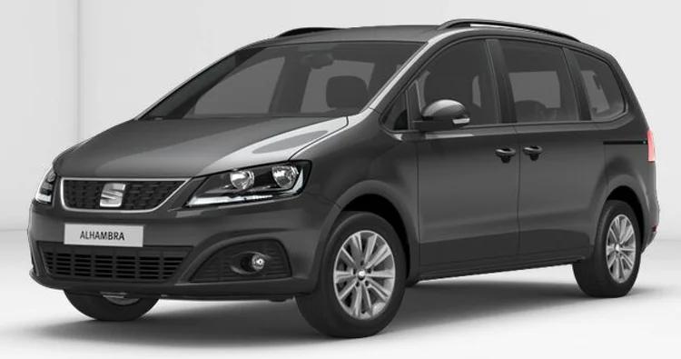 Seat Alhambra - Style 1.4 TSI 110 kW 150 PS 6-Gang