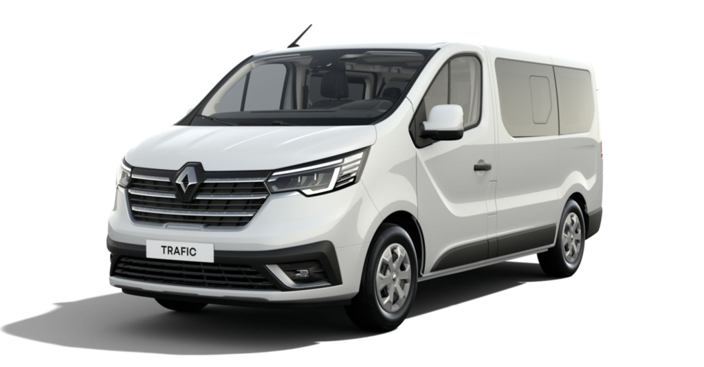 Renault Trafic - Combi Phase 2 Life Blue dCi 110