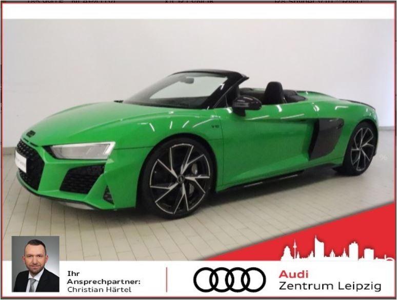 Audi R8 Spyder V10 performance qu. INDIVIDUAL*CARBON*