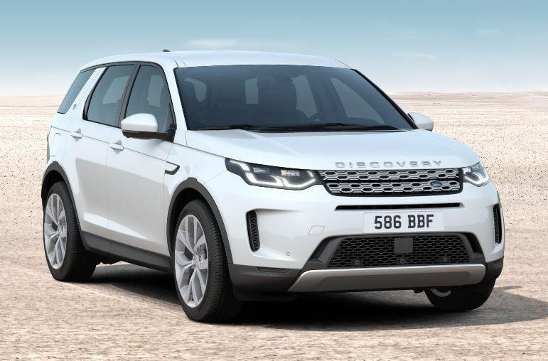 Land Rover Discovery Sport - P300e SE