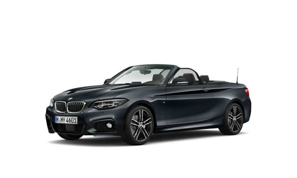 bmw 220d cabrio steptronic m paket ahk acc naviprof leasing. Black Bedroom Furniture Sets. Home Design Ideas