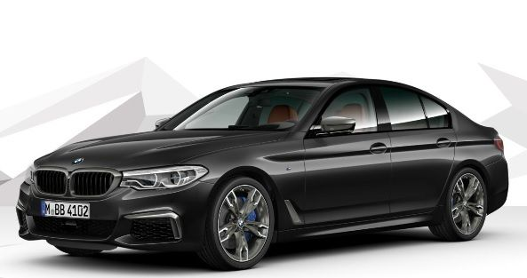 BMW M550i xDrive Sitzbelüft Standh Bowers & Wilkins - Bild 1