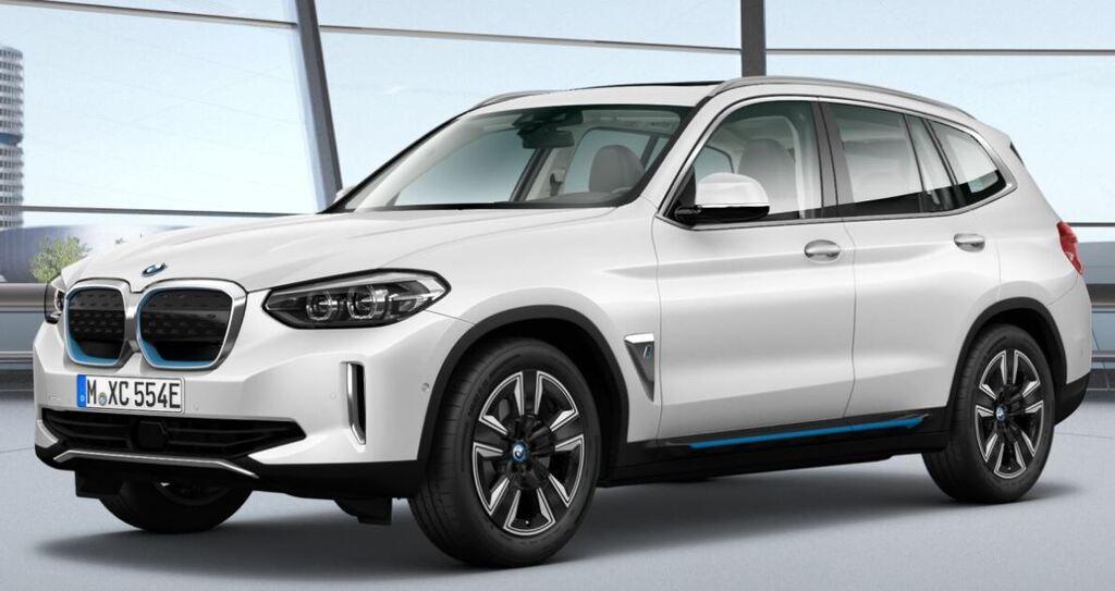 BMW iX3 - Inspiring  LED, Navi Prof, Pano DrivAss Prof