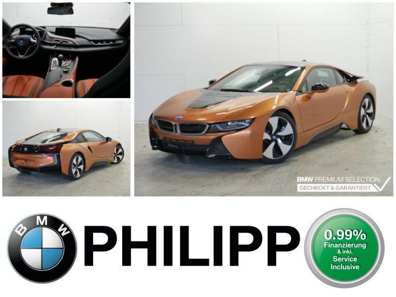 BMW i8 - Coupe LEA ab 1299,- Laser DA RFK HUD DAB HiFi