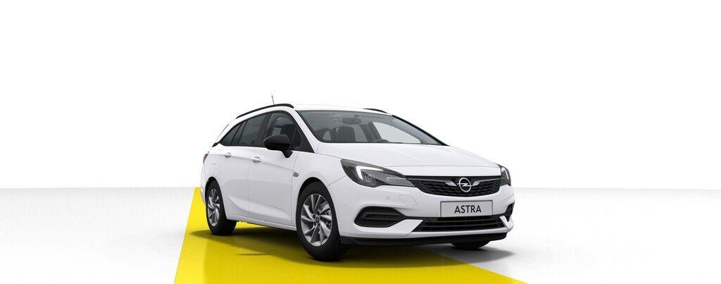 Opel Astra ST Edition - SH,PDC,Alu,Navi