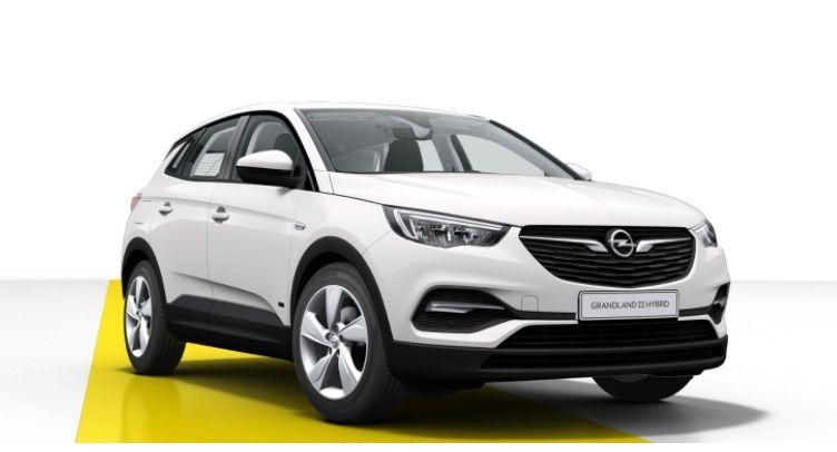 Opel Grandland X - 1.6 PHEV SONDERAKTION Gewerbe